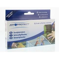 Joy2Protect Snelpleisters groen 2.5 cm x 4.5 m (2 rollen)