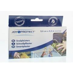 Joy2Protect Snelpleisters lila 2.5 cm x 4.5 m (2 rollen)