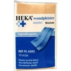 Heka Wondpleister 10 cm x 6 cm (10 stuks)