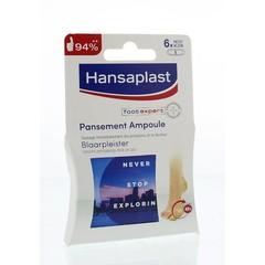 Hansaplast SOS Blaarpleister klein (6 stuks)