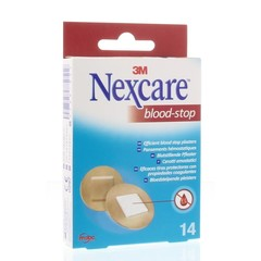 Nexcare Bloed stop rond (14 stuks)