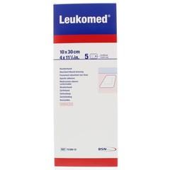 Leukomed Leukomed 10.0 x 30 cm steriel (5 stuks)