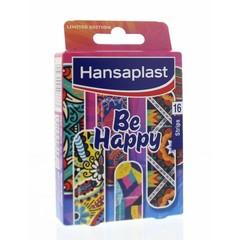 Hansaplast Pleisters be happy (16 stuks)
