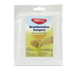 Heltiq Brandwondenkompres (1 stuks)