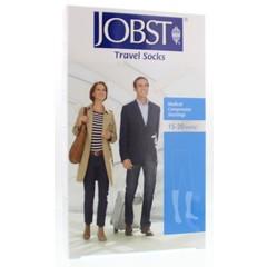 Jobst Travel socks zwart maat 3 (41-42) (1 paar)