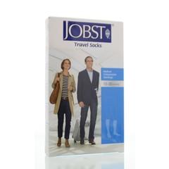 Jobst Travel socks zwart maat 1 (37-38) (1 paar)