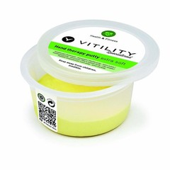 Vitility Handtherapie putty extra zacht (1 stuks)