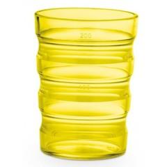 Vitility Beker sure-grip geel (1 stuks)