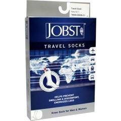Jobst Travel socks blauw maat 1 (37-38) (1 paar)