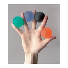 Able 2 Handtrainer gelbal extra sterk zwart (1 stuks)
