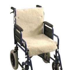 Able 2 Schapenvacht voor rolstoel 91 x 41 (1 stuks)