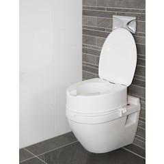 Able 2 Atlantis toiletverhoger 15 cm met deksel (1 stuks)