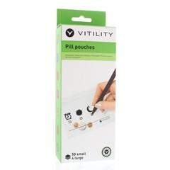 Vitility Pillenzakjes (54 stuks)