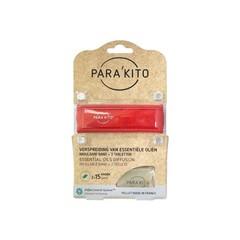 Parakito Armband rood (1 stuks)