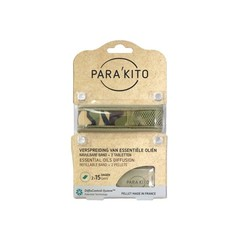 Parakito Armband design camouflage (1 stuks)