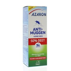 Azaron Anti muggen 50% deet spray (50 ml)