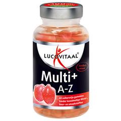 Lucovitaal Multi+ A-Z (60 gummies)