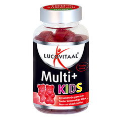 Lucovitaal Multi+ kids (60 gummies)