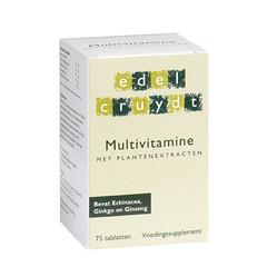 Edelcruydt Multivitamine (75 tabletten)