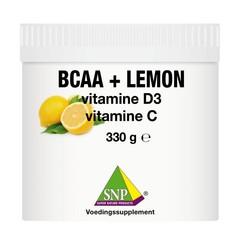 SNP BCAA lemon Vit D3 Vit C (330 gram)