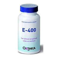 Orthica Vitamine E 400 (90 softgels)
