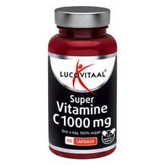 Lucovitaal Vitamine C 1000 mg vegan (60 capsules)