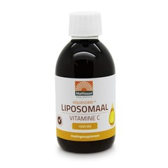 Mattisson Aquasome liposomaal vitamine C 1000 mg (250 ml)
