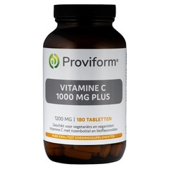 Proviform Vitamine C1000 mg plus (180 tabletten)