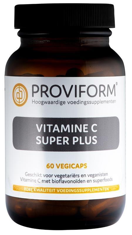 Proviform Vitamine C super plus (60 vcaps)