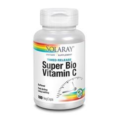 Solaray Vitamine C 500 mg TR (100 vcaps)