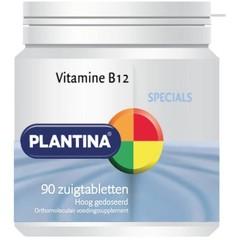 Plantina Vitamine B12 (90 zuigtabletten)