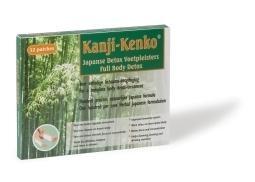Kanjikenko Pleisters 1 week kuur (Kanji-Kenko) (12 stuks)