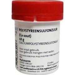 Fagron Polystyreensulfonzuur calcium zout (18 gram)