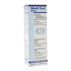 Klinipath Meditest nitrit teststrip (50 stuks)