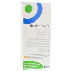 Diversen Thealoz duo gel 0.4 gram (30 stuks)
