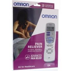 Omron E-4 pulse massager 12 A/H (1 stuks)