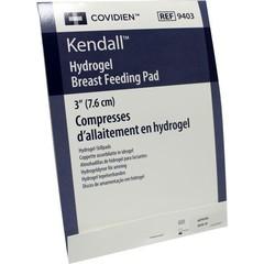 Kendall Hydrogel breast feeding pads (2 stuks)