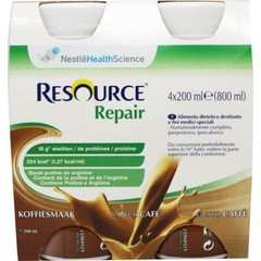 Resource Repair koffie 200 ml (4 stuks)