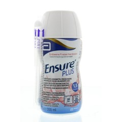 Ensure Plus aardbei (200 ml)