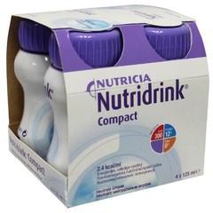 Nutridrink Compact neutraal 125 ml (4 stuks)