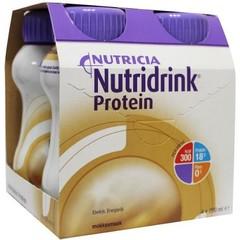 Nutridrink Proteine mokka 200 ml (4 stuks)