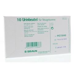 Braun Urinez baby 0.1 ltr steriel (10 stuks)