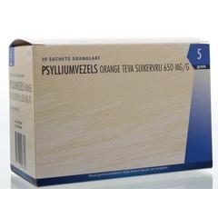 Pharmachemie Psylliumvezels orange granulaat SKV (20 sachets)