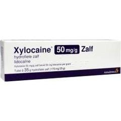 Xylocaine Xylocaine 5% zalf (35 gram)