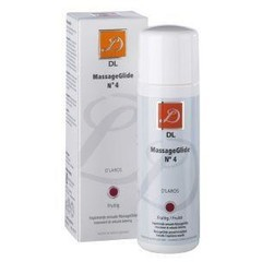 D Laros Massageglide no 4 fruitig (100 ml)