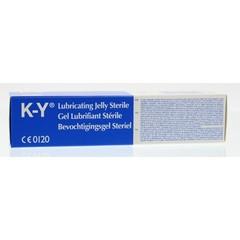K Y K-Y Steriele lubricant gel (82 gram)