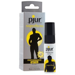 Pjur Superhero spray glijmiddel (20 ml)