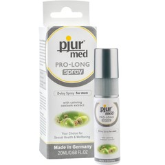 Pjur Med pro-long spray glijmiddel (20 ml)