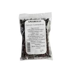 Amarelli Laurierdrop zakje brokjes (100 gram)