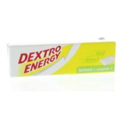 Dextro Citroen tablet met vitamine C 87 gram (1 rol)